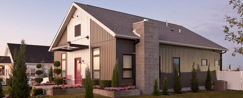 Vertical Vinyl Siding Vertical Board Batten Siding Ply Gem