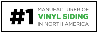 #1 Manufacturer of Vinyl Windows in North America
