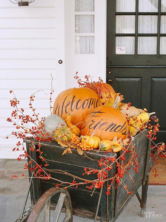 Fall Decor Elegant Ways To Decorate With Pumpkins Ply Gem